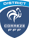 DISTRICT DE FOOTBALL DE LA CORREZE